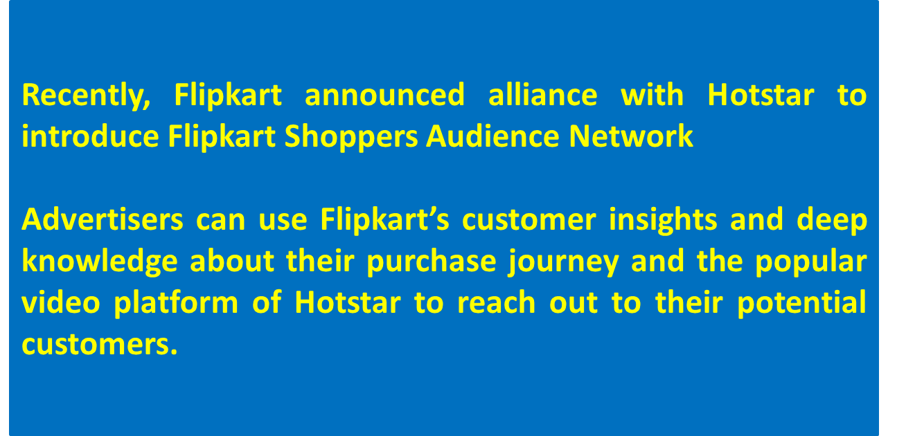 Flipkart-Hotstar Deal News