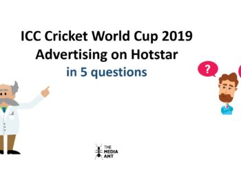 ICC Cricket World Cup 2019 Advertising on Hotstar in 5 questions