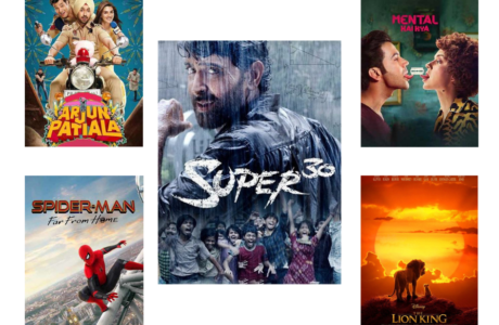 Upcoming Movies in July 2019