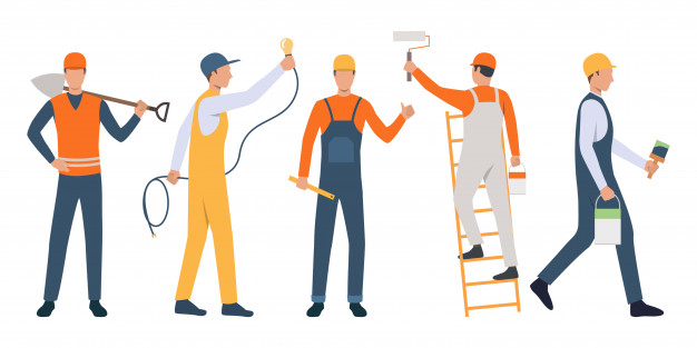 Advertising platforms for on-demand Home Improvement Services
