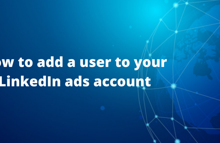how to add a user to your linkedin ads account