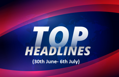 Top media news headlines of the week in India