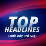 top news of the week