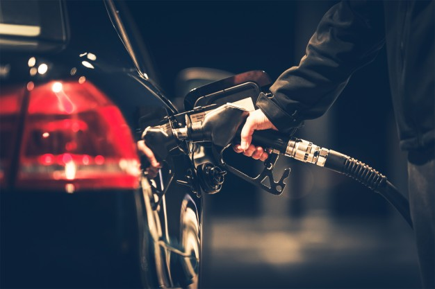 Fuel/petroleum products advertisers on television
