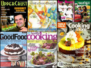 Food Magazines Advertising