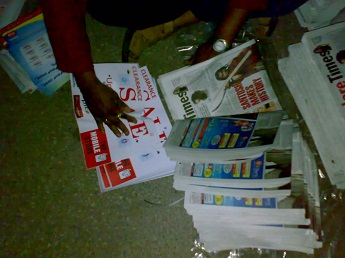 Pamphlet Distribution Mumbai