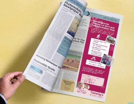 newspaper ad placement research